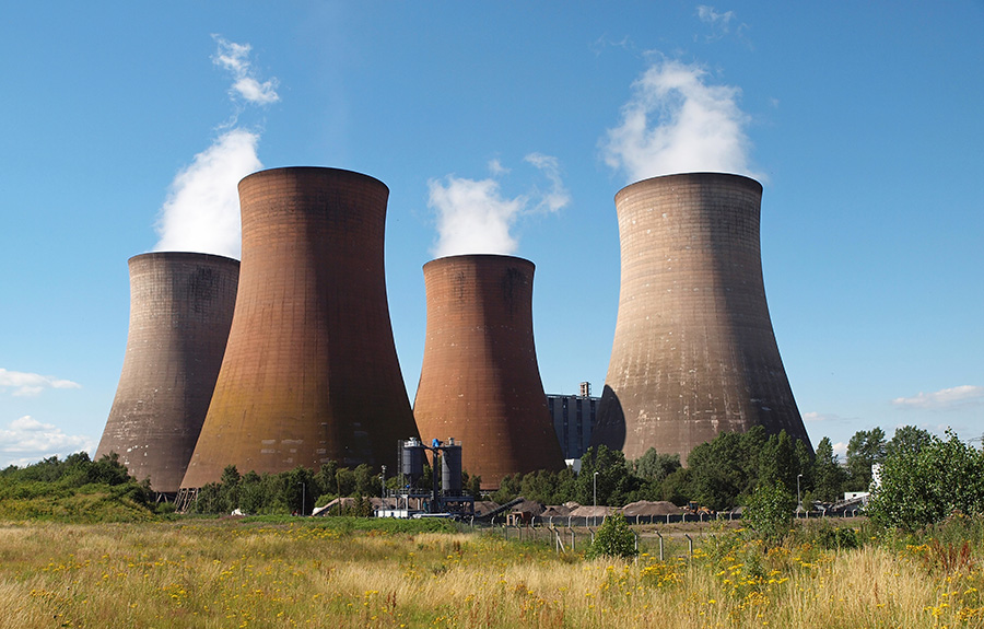 Brigg Power Station