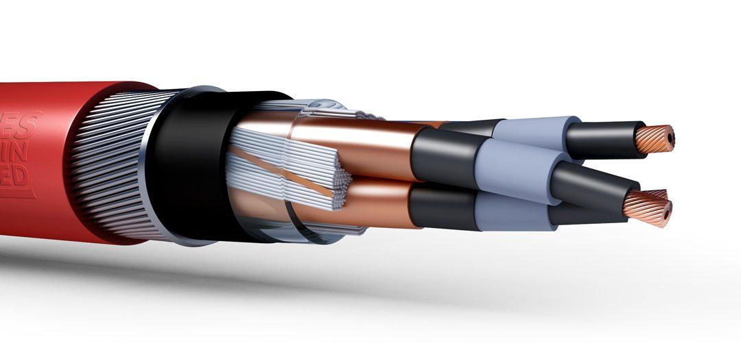 NA2XS(FL)2Y Aluminium Conductor XLPE PE- 18/30 (36)kV Cable