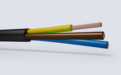 Flexible Rubber Cables