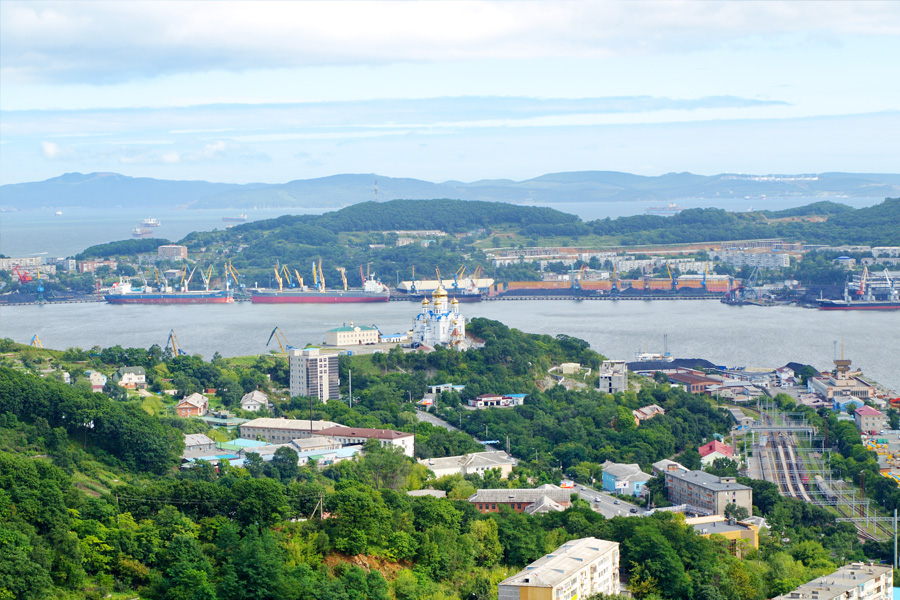 Nakhodka Power Station