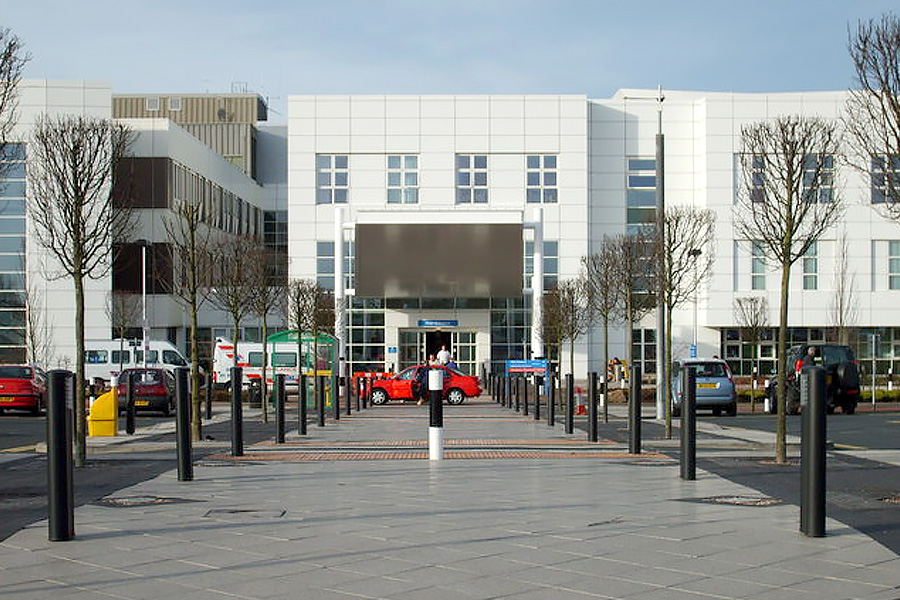 Dudley Group of Hospitals